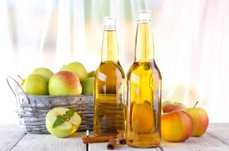 Apfelessig – Nicht nur zum Abnehmen!